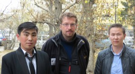 Mongolia Help Schuhmacherprojekt