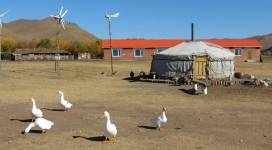 Mongolia Help Landhaus