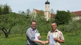 Spende Kloster Beuron